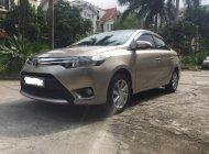 Vios 2014 vàng cát, xe chính chủ gia đình tôi đi, xe cam kết chất lượng giá 409 triệu tại Hà Nội