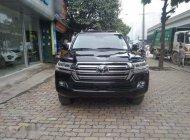 Bán Toyota Land Cruiser 5.7 V8 2016, màu đen, xe nhập số tự động giá 7 tỷ 168 tr tại Hà Nội