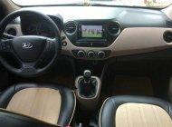 Cần bán Hyundai Grand i10 2014, màu bạc, xe nhập như mới giá 278 triệu tại Hà Nội