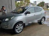 Bán Hyundai Santa Fe đời 2010, màu bạc, nhập khẩu, giá 540tr giá 540 triệu tại Đắk Lắk