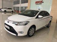 Cần bán xe Toyota Vios AT năm 2017, màu trắng, 535 triệu giá 535 triệu tại Tp.HCM