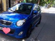 Cần bán xe Kia Morning AT sản xuất 2010, màu xanh lam   giá 235 triệu tại Đà Nẵng