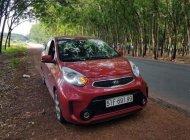 Bán ô tô Kia Morning 2016, màu đỏ, số tự động, giá tốt giá 350 triệu tại Tp.HCM