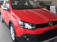 Bán ô tô Volkswagen Polo 1.6 AT năm sản xuất 2018, màu đỏ giá 725 triệu tại Hà Nội