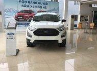 Bán xe Ford EcoSport Ambiente AT sản xuất 2018, màu trắng giá 555 triệu tại Hà Nội