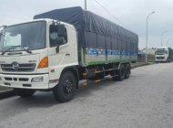 Bán xe tải thùng mui bạt Hino 3 chân 14 tấn giá 1 tỷ 400 tr tại Hà Nội