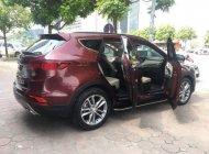 Cần bán lại xe Hyundai Santa Fe năm sản xuất 2017, màu đỏ, xe nhập đẹp như mới giá 1 tỷ 60 tr tại Hà Nội