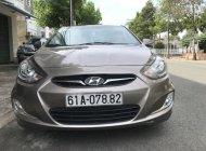 Bán Hyundai Accent 2012, màu nâu, xe nhập, số tự động giá 415 triệu tại Bình Dương