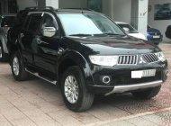 Cần bán Mitsubishi Pajero Sport 4x4AT sản xuất năm 2012, màu đen, giá 660tr giá 660 triệu tại Hà Nội