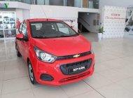 Bán xe Chevrolet Spark Van 2018, màu đỏ, mới 100% giá 259 triệu tại Hà Nội