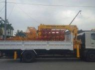 Bán xe cẩu 6 tấn Hino Euro 4 giá 2 tỷ 190 tr tại Hà Nội