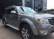 Cần bán Ford Everest năm sản xuất 2011, màu xám giá cạnh tranh giá 555 triệu tại Tp.HCM