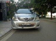 Cần bán xe cũ Toyota Innova 2.0 năm sản xuất 2010, màu bạc giá 396 triệu tại Hà Nội