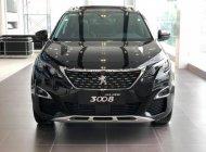 Đồng Nai - Peugeot 3008 2018 màu đen, tặng 1 năm BHVC, hỗ trợ ngân hàng, giao xe tận nhà giá 1 tỷ 199 tr tại Đồng Nai