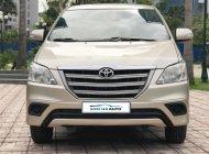 Bán xe Toyota Innova 2.0 E sản xuất năm 2015, màu vàng cát, 598tr giá 598 triệu tại Hà Nội