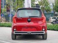 Bán ô tô Kia Morning 1.2 EX MT sản xuất năm 2018, màu đỏ, thiết kế thời trang, gọn gàng tiện lợi giá 299 triệu tại Đà Nẵng