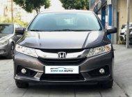 Bán Honda City 1.5 CVT năm 2015, màu xám (ghi), giá chỉ 495 triệu giá 495 triệu tại Hà Nội