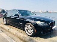 Bán xe BMW 7 Series 750Li sản xuất năm 2010, màu đen, nhập khẩu nguyên chiếc giá 1 tỷ 190 tr tại Tp.HCM