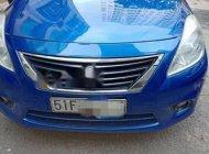 Cần bán gấp Nissan Sunny MT 2015, màu xanh lam, giá chỉ 320 triệu giá 320 triệu tại Tp.HCM