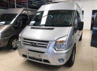 Cần bán xe Ford Transit Luxury năm sản xuất 2018, màu bạc giá 850 triệu tại Tp.HCM