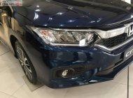 Cần bán Honda City 1.5top đời 2018, màu xanh lam, giá 599tr giá 599 triệu tại Hà Nội