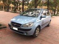 Bán Hyundai Getz đời 2010, màu xanh lam, xe nhập như mới  giá 196 triệu tại Bắc Giang