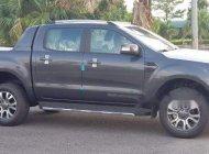 Bán Ford Ranger Wildtrak 2.0 2018, màu xám, nhập khẩu Thái giá 918 triệu tại Hà Nội