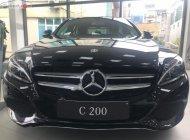 Cần bán Mercedes C200 năm sản xuất 2018, màu đen giá 1 tỷ 489 tr tại Hà Nội