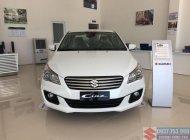 Bán Suzuki Ciaz AT sản xuất 2018, màu trắng, nhập khẩu giá 499 triệu tại Tiền Giang