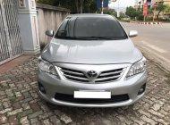 Bán xe Toyota Corolla Altis 1.8G đời 2013, màu bạc. Hàng cực tuyển giá 530 triệu tại Hà Nội