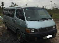 Cần bán lại xe Toyota Hiace Van 2.0 2000, màu xanh lam, giá 90tr giá 90 triệu tại Hà Nội