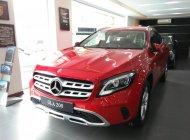 Bán xe Mercedes GLA200 đời 2017 mới, màu đỏ, xe nhập, giao xe toàn quốc giá 1 tỷ 619 tr tại Khánh Hòa