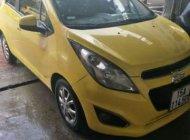 Bán ô tô Chevrolet Spark sản xuất 2013, màu vàng giá 175 triệu tại Hải Phòng