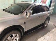 Bán xe Chevrolet Captiva sản xuất 2007, màu bạc xe gia đình giá 250 triệu tại Thanh Hóa