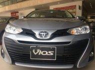 Bán Toyota Vios E CVT đời 2018, màu bạc, giá tốt giá 555 triệu tại Tp.HCM