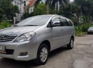 Bán ô tô Toyota Innova G sản xuất 2010, màu bạc xe gia đình giá cạnh tranh giá 437 triệu tại Hà Nội