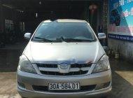 Chính chủ bán ô tô Toyota Innova G đời 2008, màu bạc  giá 348 triệu tại Hà Nội