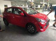 Bán ô tô Toyota Wigo 1.2MT năm sản xuất 2018, màu đỏ, giá 345tr giá 345 triệu tại Hà Nội