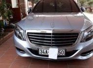 Gia đình bán Mercedes S400 sản xuất năm 2015, màu bạc giá 2 tỷ 750 tr tại Hà Nội