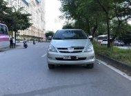 Cần bán gấp Toyota Innova đời 2008, màu bạc giá 365 triệu tại Hà Nội