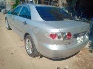 Bán Mazda 6 2.0 MT đời 2003, màu bạc   giá 225 triệu tại Quảng Ngãi