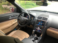 Bán Ford Explorer năm 2017 màu xám (ghi), giá tốt giá 2 tỷ 200 tr tại Tp.HCM