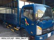 Thông số xe tải Veam VT 260 - 1, 1 tấn 8 +giá tận xưởng + KM lớn trong tháng giá 495 triệu tại Kiên Giang