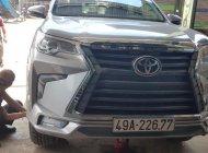Cần bán xe Toyota Fortuner full đời 2018, màu bạc nhập khẩu, xe dành cho người đặt xe lâu giá 1 tỷ 400 tr tại Lâm Đồng