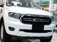 Bán ô tô Ford Ranger XLT 4x4 AT 2018, màu trắng, nhập khẩu giá 776 triệu tại Hà Nội