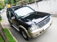 Cần tiền bán Everest Sx 2007, màu đen than, số sàn, máy dầu giá 308 triệu tại Tp.HCM