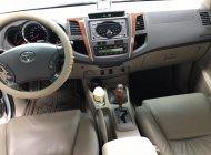 Bán Toyota Fortuner V 2.7AT màu bạc, số tự động, máy xăng, 2 cầu, gốc Sài Gòn, sản xuất 2010 giá 536 triệu tại Tp.HCM
