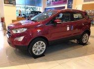 Bán Ford EcoSport Ambiente, Trend AT, 2018, màu đỏ, giá chỉ 630 triệu, hỗ trợ vay 90%, giá xe giá 569 triệu tại Hà Nam