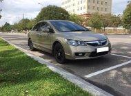 Cần bán gấp Honda Civic 2010 màu vàng cát, tự động full option giá 395 triệu tại Tp.HCM