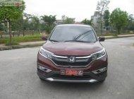 Cần bán Honda CR V 2.4 AT-TG đời 2017, màu đỏ giá 1 tỷ 50 tr tại Thái Nguyên